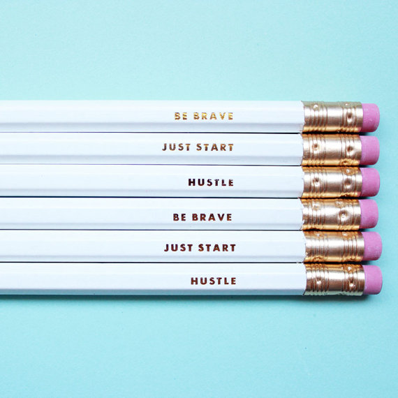 Pencils by Charm & Gumption