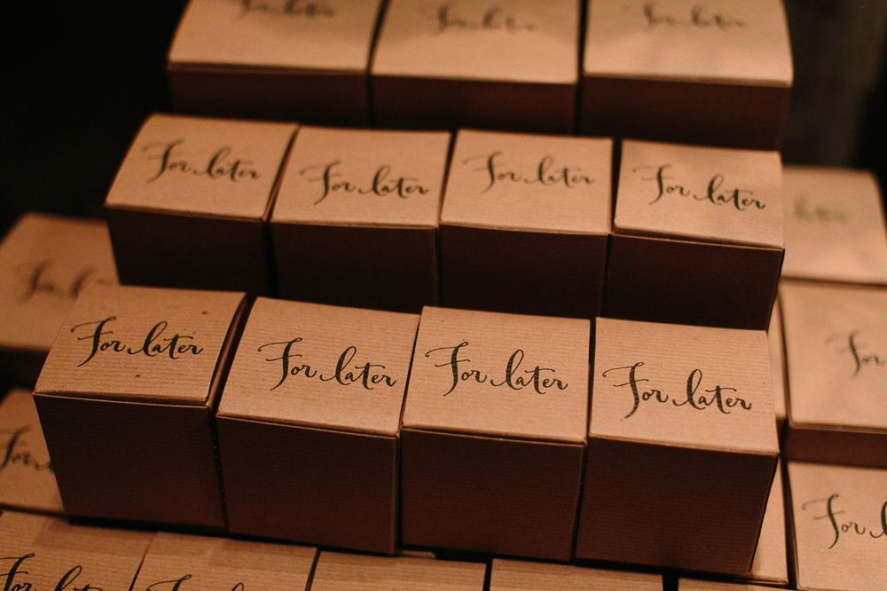 Favor stamps by kathryn murray calligraphy