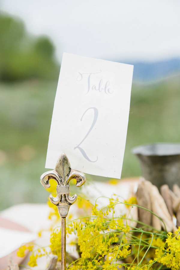 fabric table numbers by kathrynmurray.com