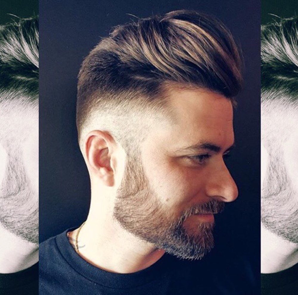 Alan | Haircut & Beard Trim