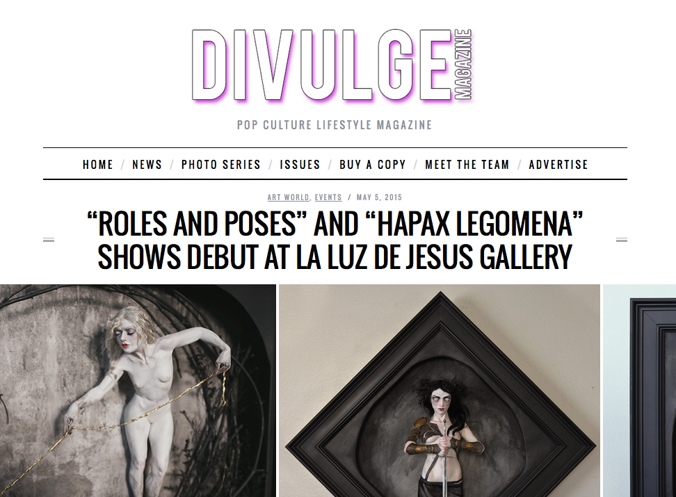 Divulge Online Magazine Article