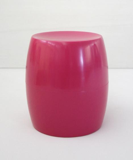 korban flaubert_magenta bongo stool