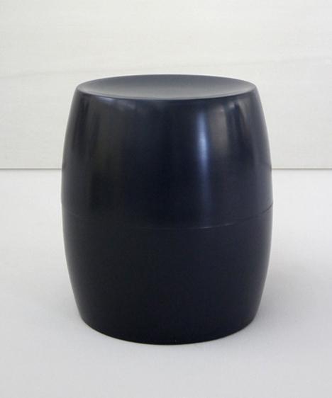 korban flaubert_black bongo stool