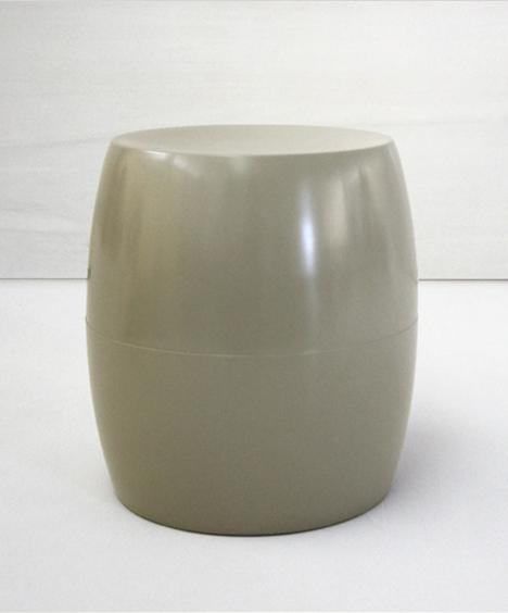 korban flaubert_beige bongo stool