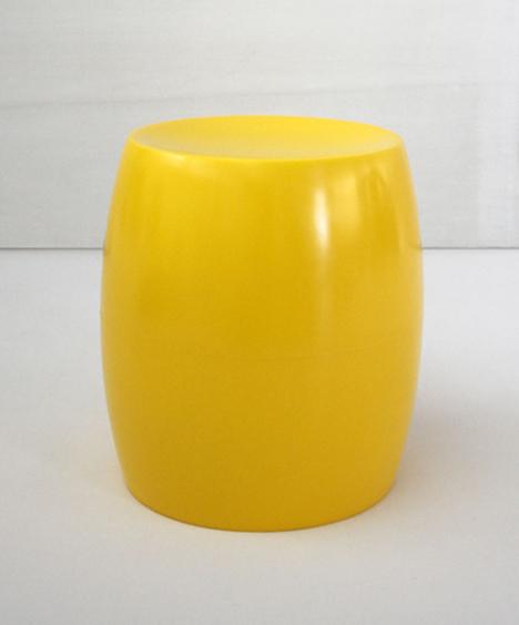 korban flaubert_yellow bongo stool