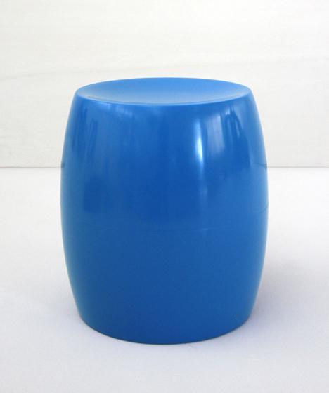 korban flaubert_blue bongo stool