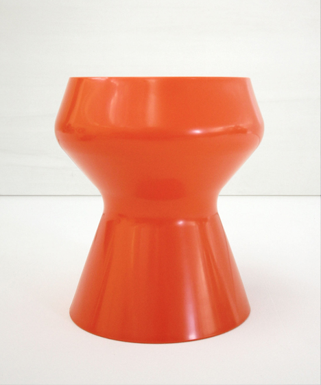 korban flaubert_orange swell stool