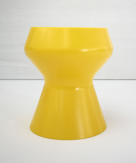 korban flaubert_yellow swell stool