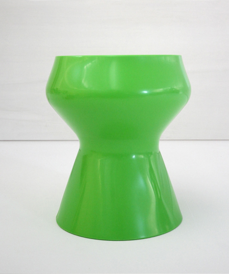 korban flaubert_lime green swell stool