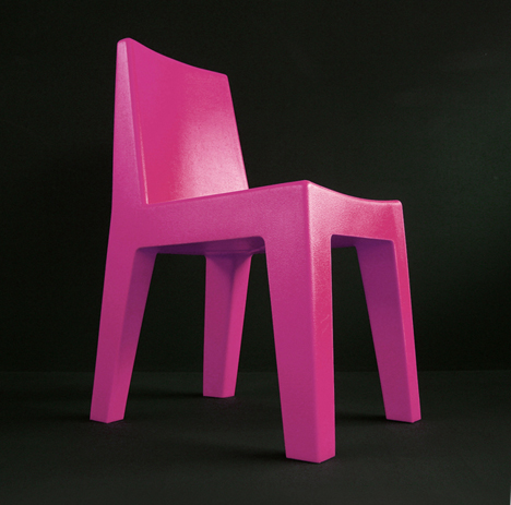korban flaubert_magenta mighty chair