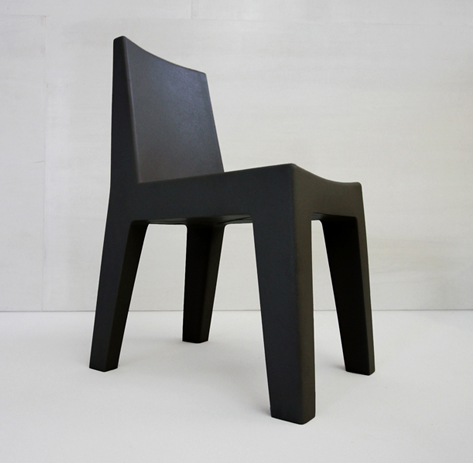 korban flaubert_black mighty chair
