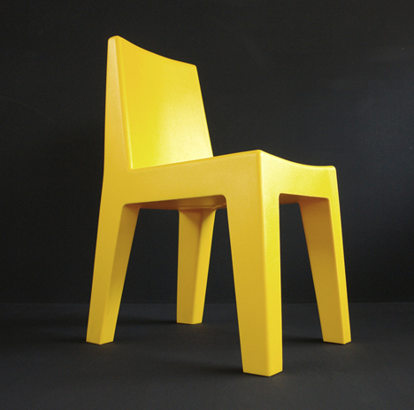 korban flaubert_yellow mighty chair