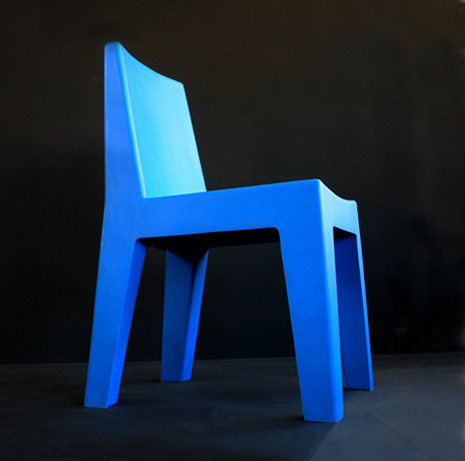 korban flaubert_blue mighty chair
