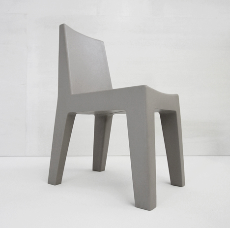 korban flaubert_birch grey mighty chair