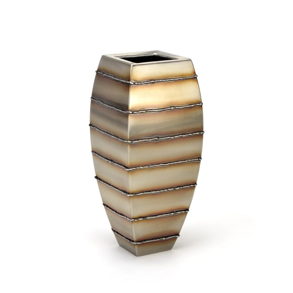 "Large table - horizontal bead stripe  13"" x 5"" x 5"""