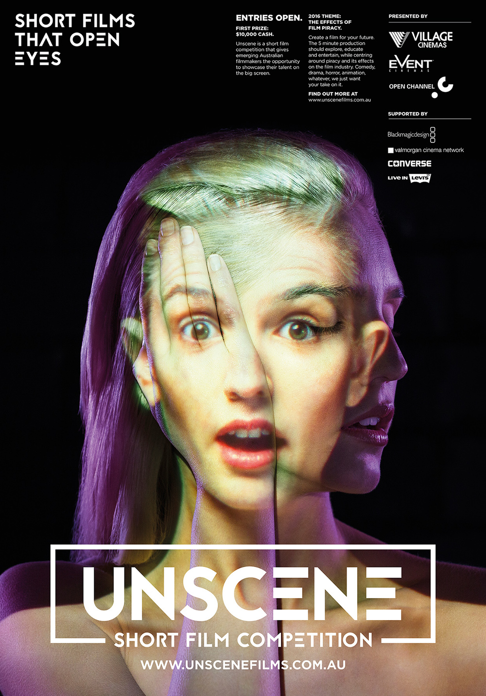 UNSCENE for Village Cinema
