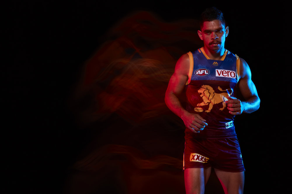 Brisbane Lions for Majestic Athletic