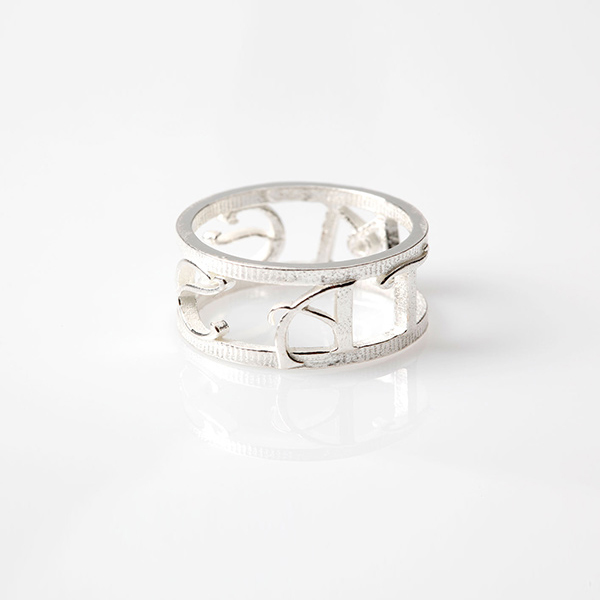 Eat Me Ring  Frieda Munro - From £110.00