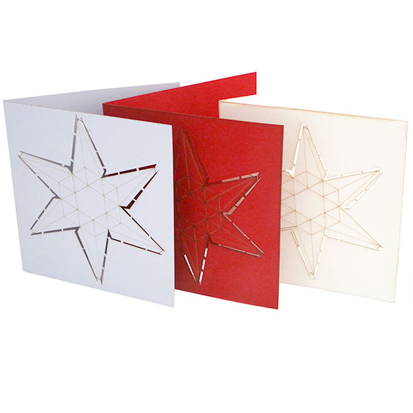 Jenny Parker - Diamond Christmas Card