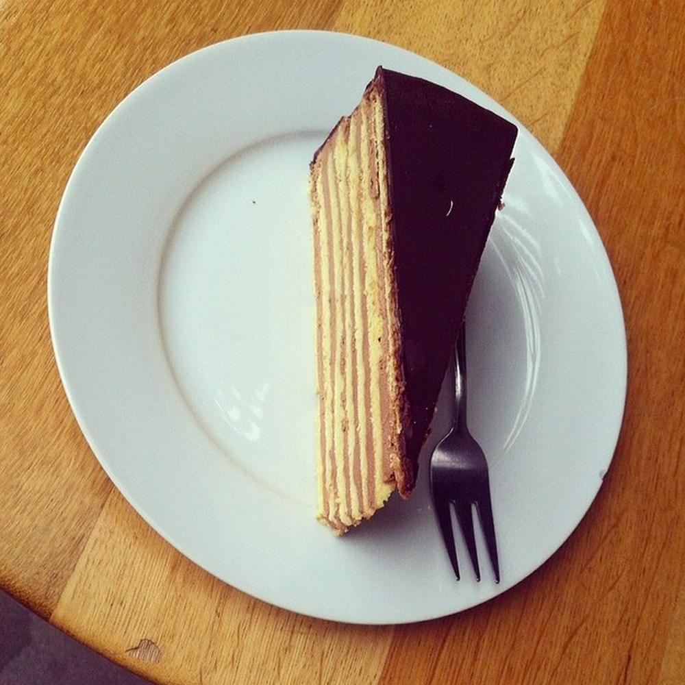 Pinakothek Cake