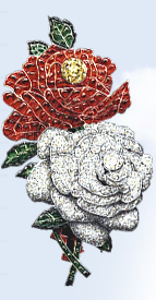 "The ""Roses"" Brooch.   Image courtesy of vancleefarpels.com"