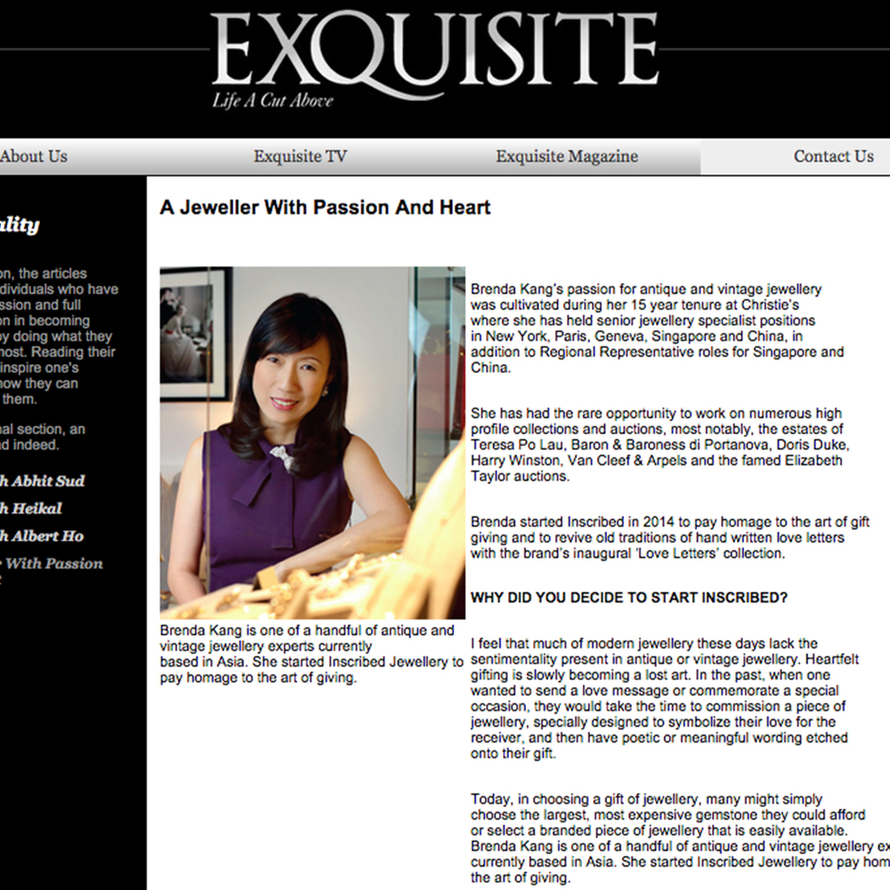 exquisite may 2014