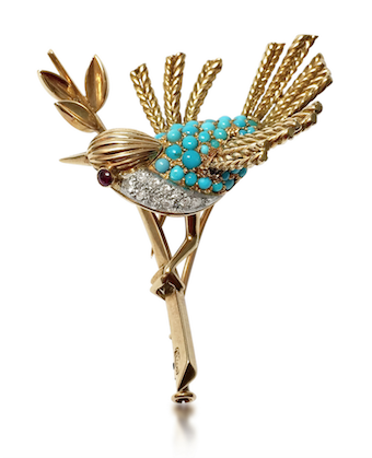 0a75c5e253d Comeback of the Brooch: 12 Stylish Ways to Wear It — Revival Jewels