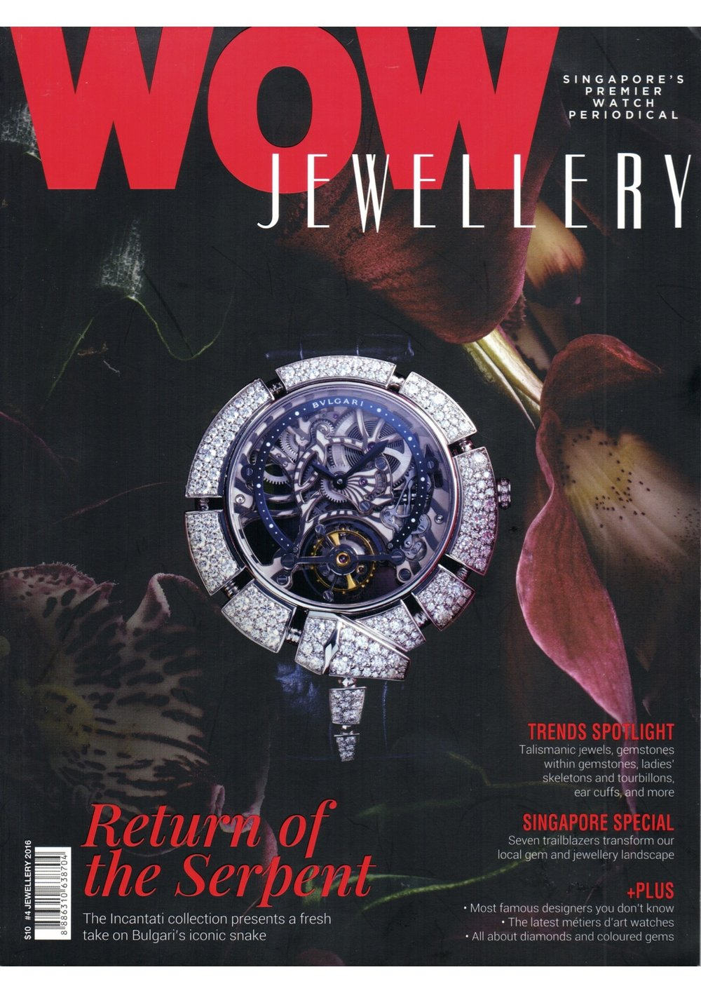 WOW JEWEllery ISSUE #4 2016