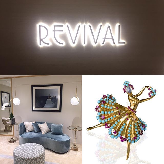 WE'RE HIRING!  Revival Vintage Jewels is looking for a full time Boutique Manager for our showroom at Wheelock Place in Singapore.  Preferably someone with luxury sales experience and a passion for vintage, collectible jewels and objects.  Please call +65 6635 1735 for more details or email us - brenda@revivaljewels.com  You can also find out more about what we do and the many rare jewels we have and have sold at www.revivaljewels.com.  #revivalvintagejewels #highjewelry #werehiring #luxuryexperience #vintagejewelry