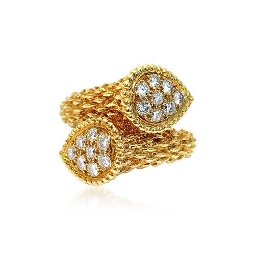 906bfb87e244ba A Gold and Diamond 'Serpent Bohème' Toi et Moi Ring, by Boucheron - Sold.  0.00. sold out. RI109_2.jpg