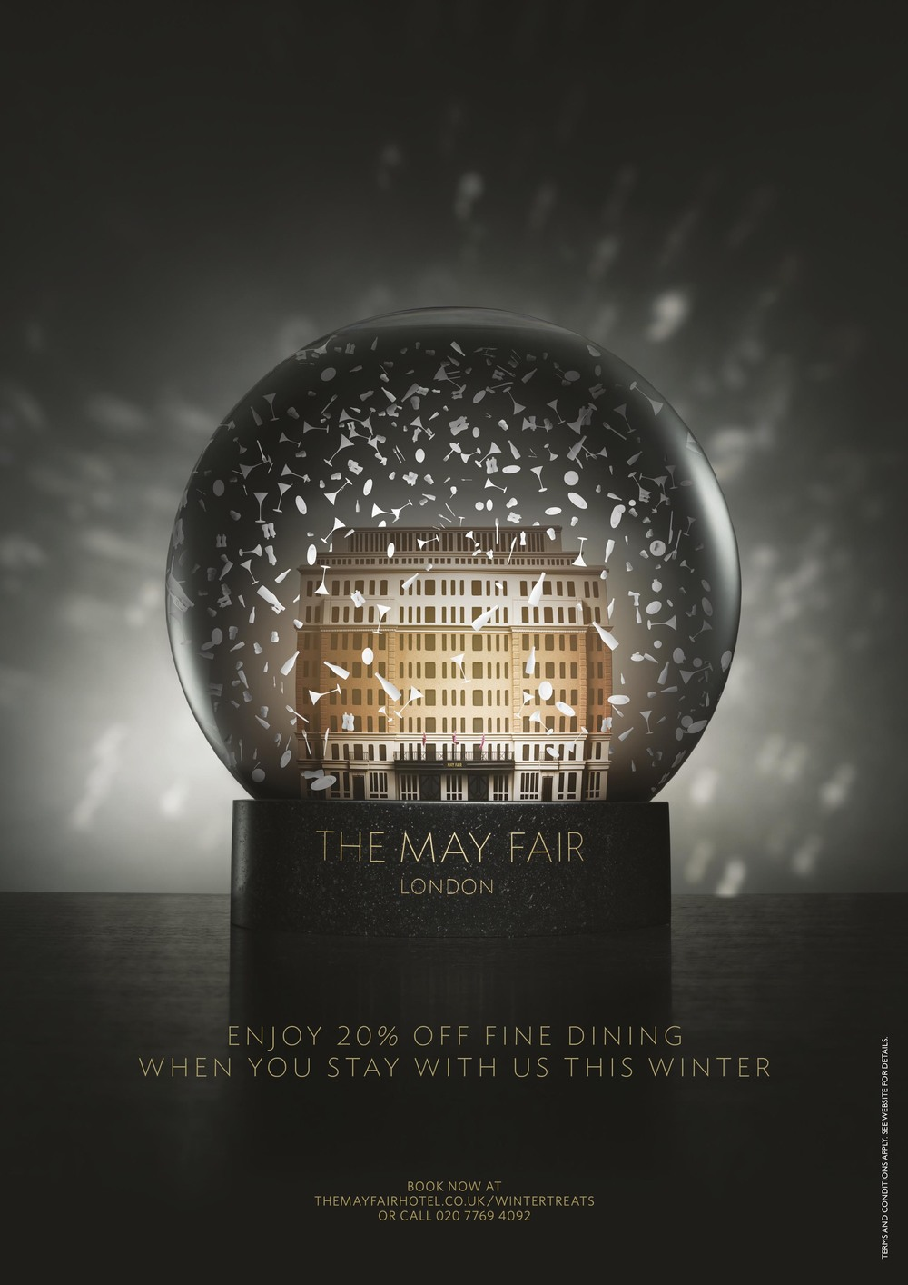 MayFair Hotel Photography: Jonathan Knowles Agency: Team Saatchi