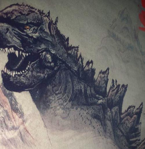 godzilla print - Godzilla Pictures To Print