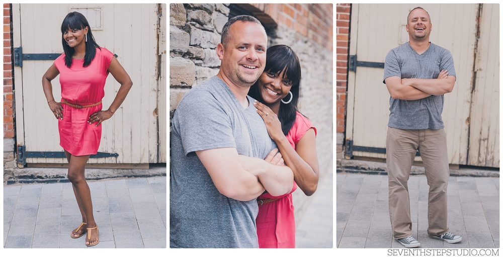 J + K Engagement - Seventh Step Studio - Toronto, ON.