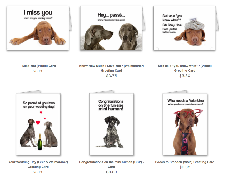 All proceeds PDRC receives from your purchases at our Zazzle Store will go directly towards the care of dogs coming into the rescue.    Click the photo to link to our store.