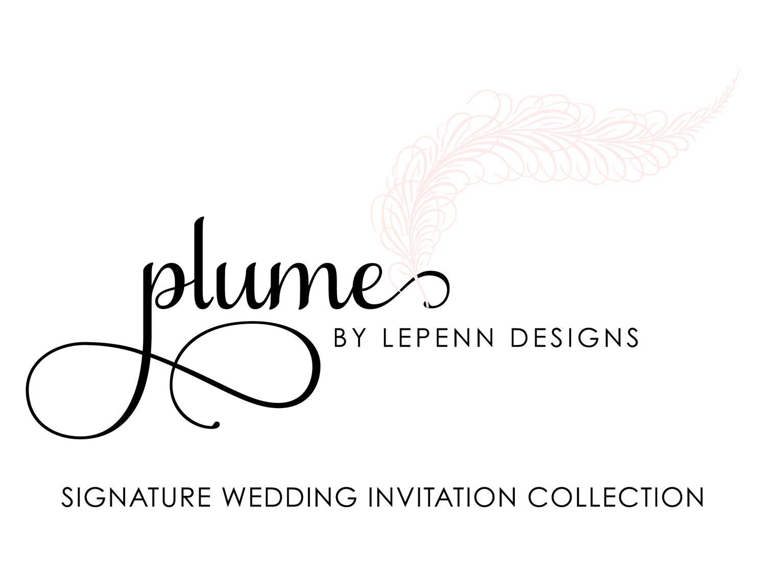 The Plume Collection by Lepenn Designs