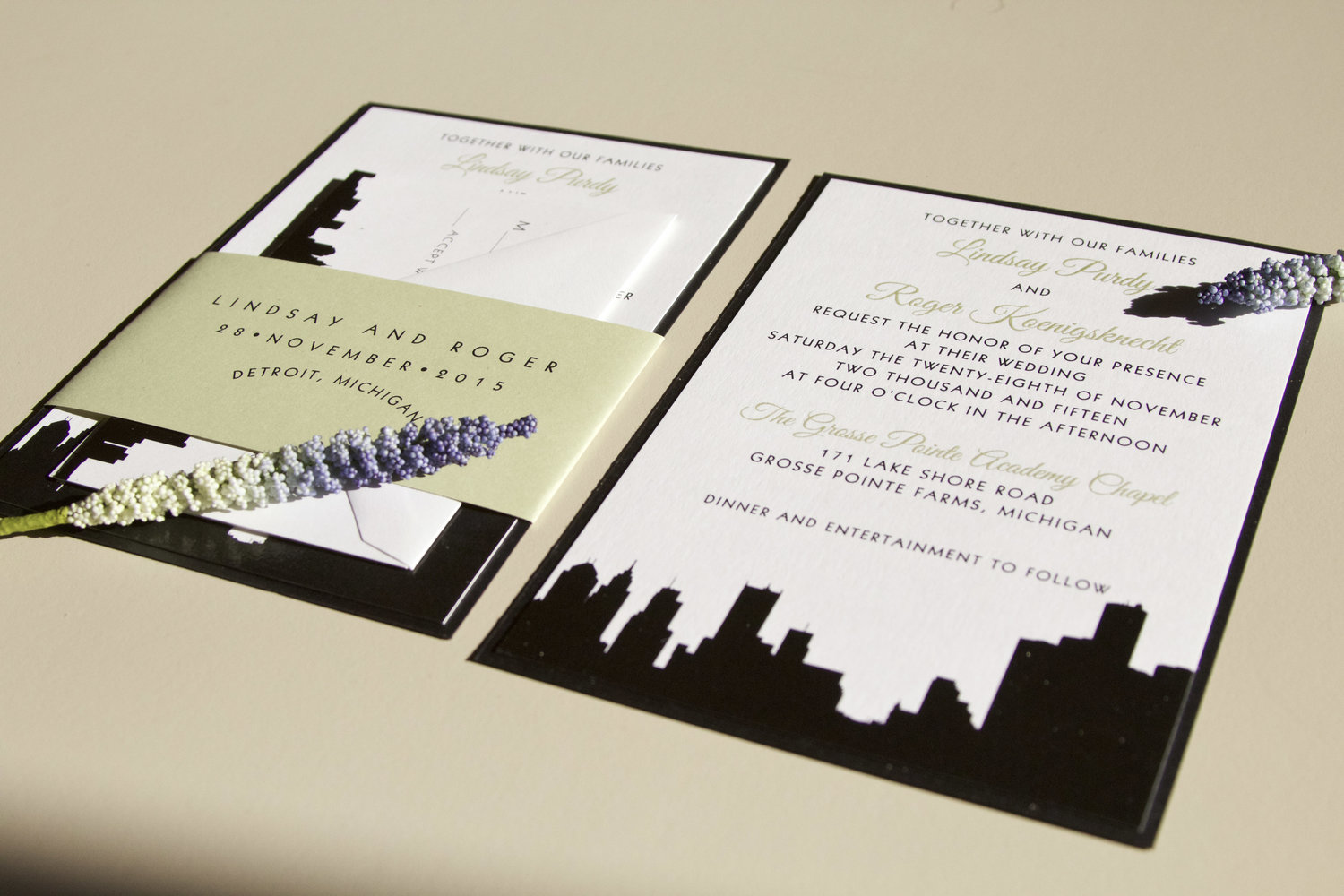 The Plume Collection   Invitation Blog — The Plume Collection by ...