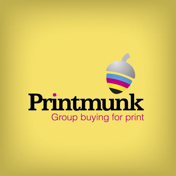 Printmunk Logo Design