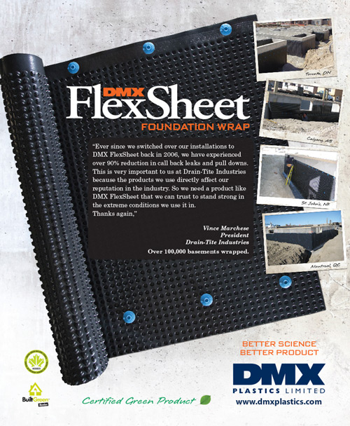 Print Ads for DMX Plastics