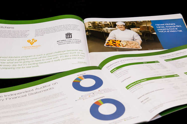 Second Harvest Annual Report