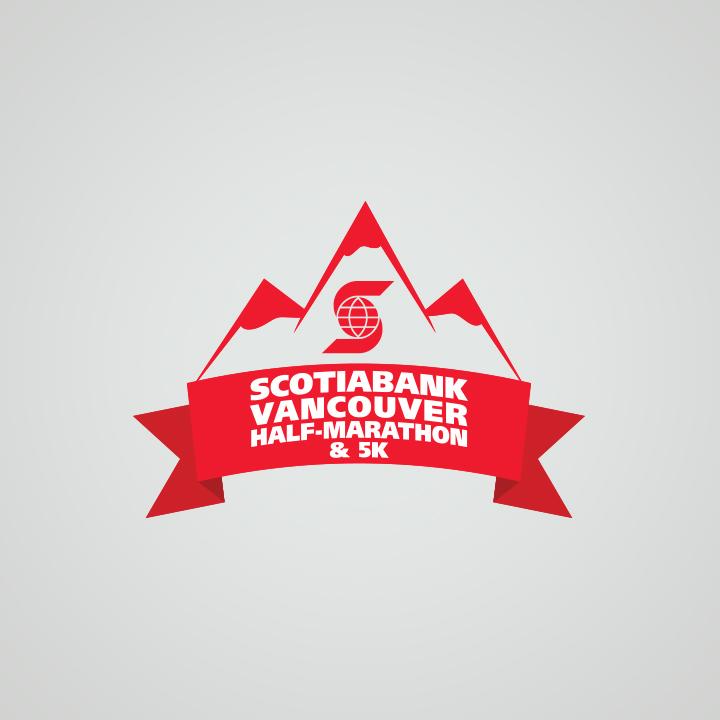 Scotiabank Vancouver Marathon Logo