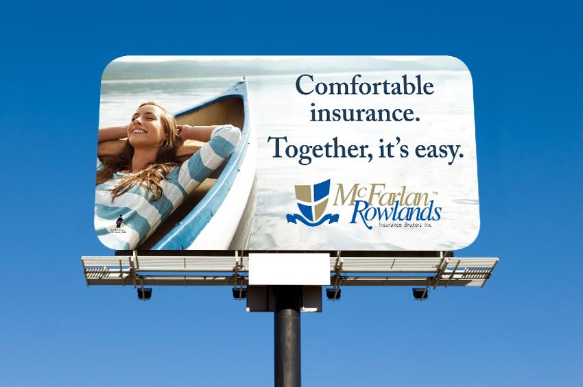 Insurance Billboard