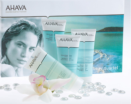 Ahava Dead Sea Products - March 9, 2016 - announced it would move out of west bank