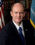 DE Senator Chris Coons
