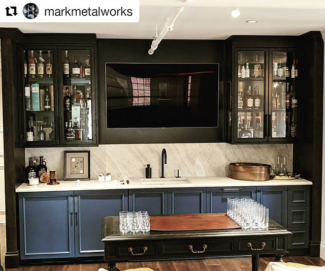 We loved working with our friends @markmetalworks to help create a one of a kind space for @dcjltd! ・・・ The custom liquor cabinets we made for D. C. Johnson, filled with the finest whiskey.. Client is well pleased. . . . . . . #markmetalworks #custommetalwork #upperarlingtonohio #dcjohnsonjewlers #craftmanship #localbusiness #madeinohio🇺🇸 #madeinusa🇺🇸 #interiors #interiordesign #instadecor #designlife #remodel #commercialdesign #boutique #boutiquedesign #customjewelry #elevateddesign