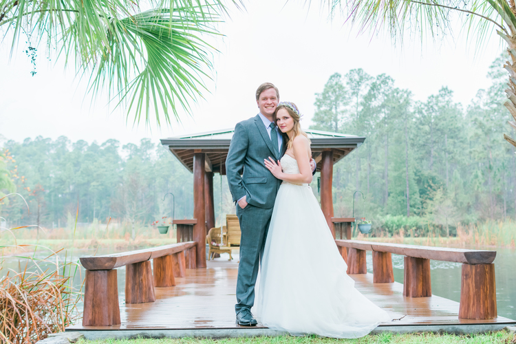 Lavender And Lace A New Smyrna Beach Wedding