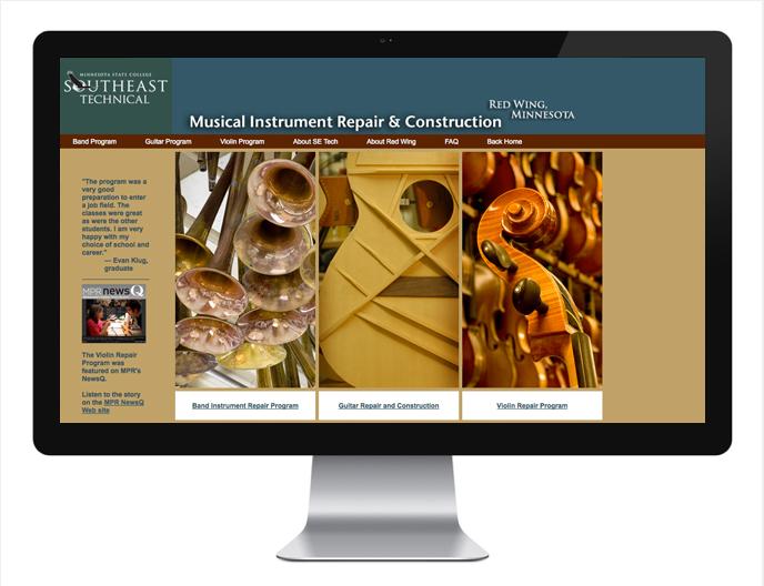 Musical Instrument Programs of SE Tech