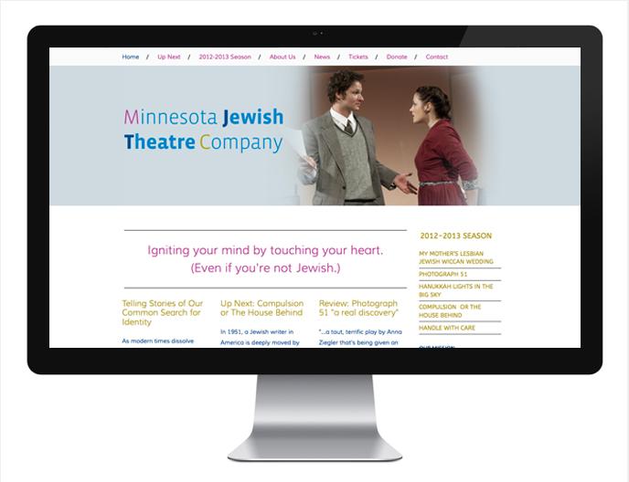 Minnesota Jewish Theatre Company