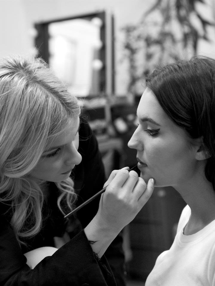 Makeup Artist Zürich Madleina von Reding