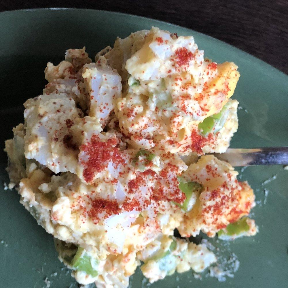 Goose Egg Salad