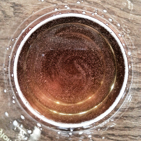 galaxy in a pint